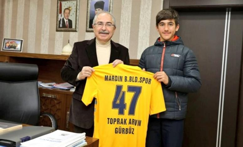 Kızıltepeli Genç Futbolcu 1.Lig takımı ile anlaştı