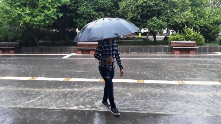 Meteoroloji'den Mardin için yağış uyarısı