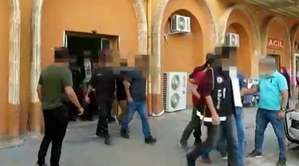 Kızıltepe'de Zehir Tacirlerine Şafak Baskını