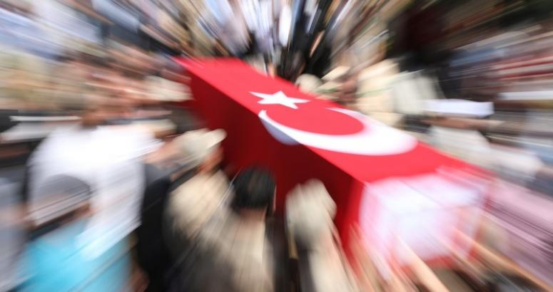 Mardin'de çatışma: 1 şehit