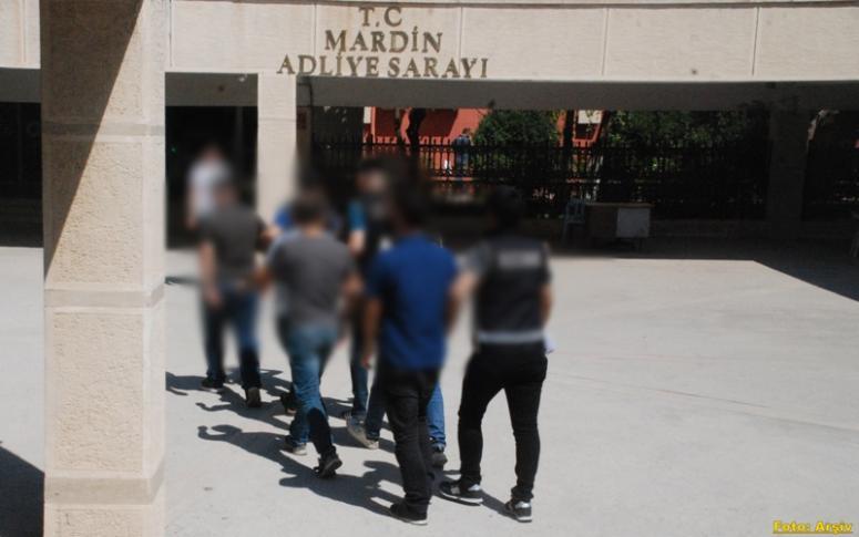 Polisten Zehir Tacirlerine Darbe: 5 Tutuklama