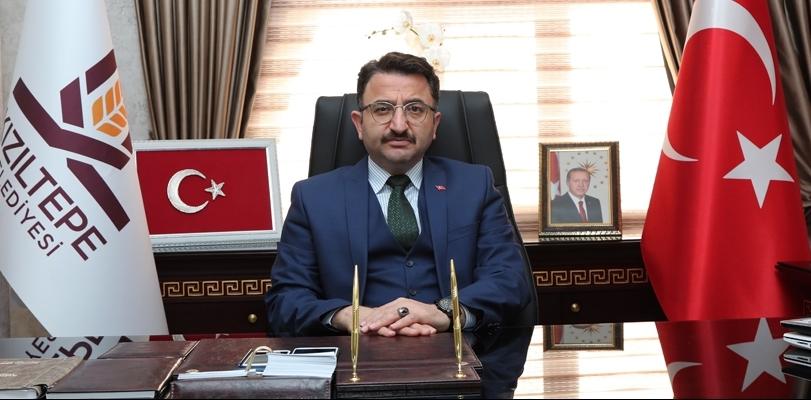 """""""Vatandaşlarımızla birlikte yeni bir Kızıltepe inşa edeceğiz"""""""