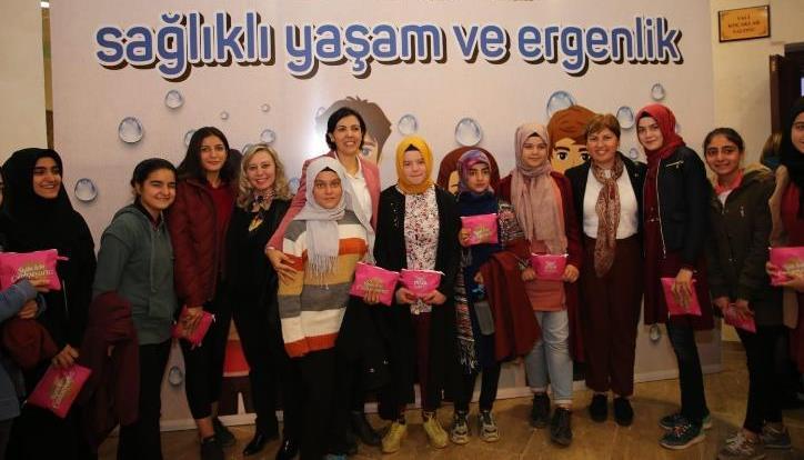 Mardin'de öğrencilere sağlıklı yaşam eğitimi verildi