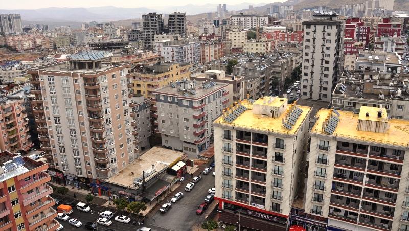 Konut satışı artışında Mardin İstanbul'u 20'ye katladı