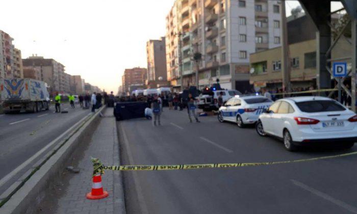 Kızıltepe'de silahlı saldırı: 2 ölü