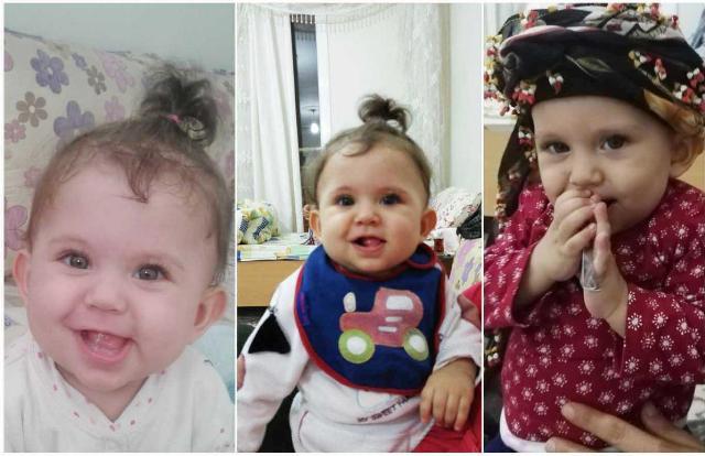 Minik Vefanur'un organları 4 çocuğa umut oldu
