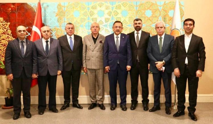 Mardin'in sorunları Ankara'ya taşındı