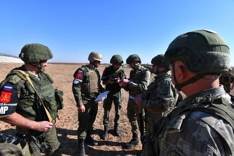 Kızıltepe sınırında ortak kara devriyenin 4'üncüsü başladı