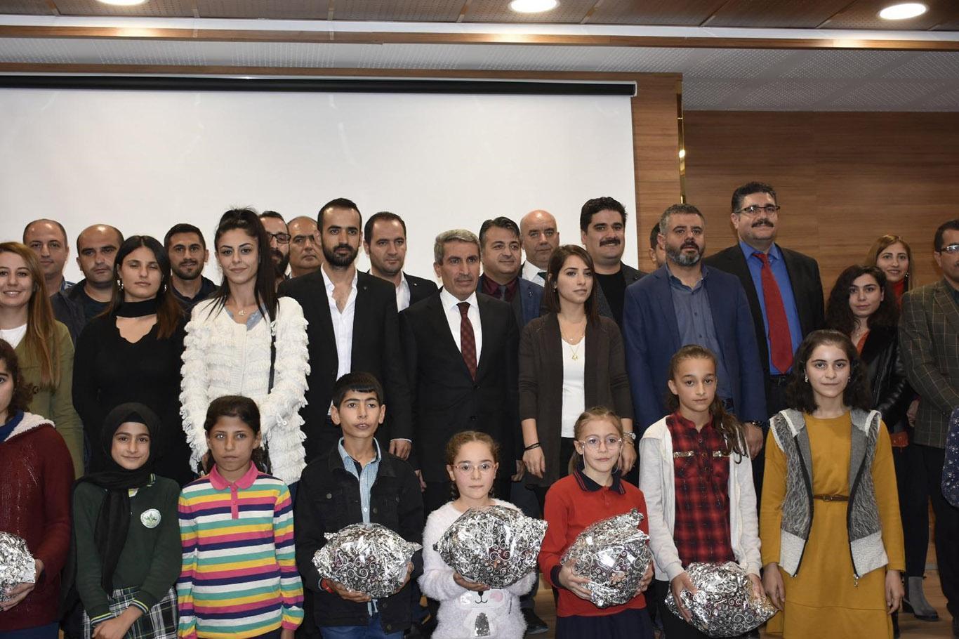 """Mardin'de """"Akılcı İlaç Kullanımı"""" resim yarışması"""