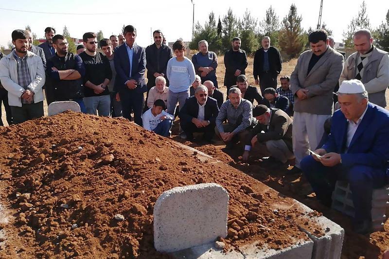 Molla Abdullah Gezgin, hayatını kaybetti