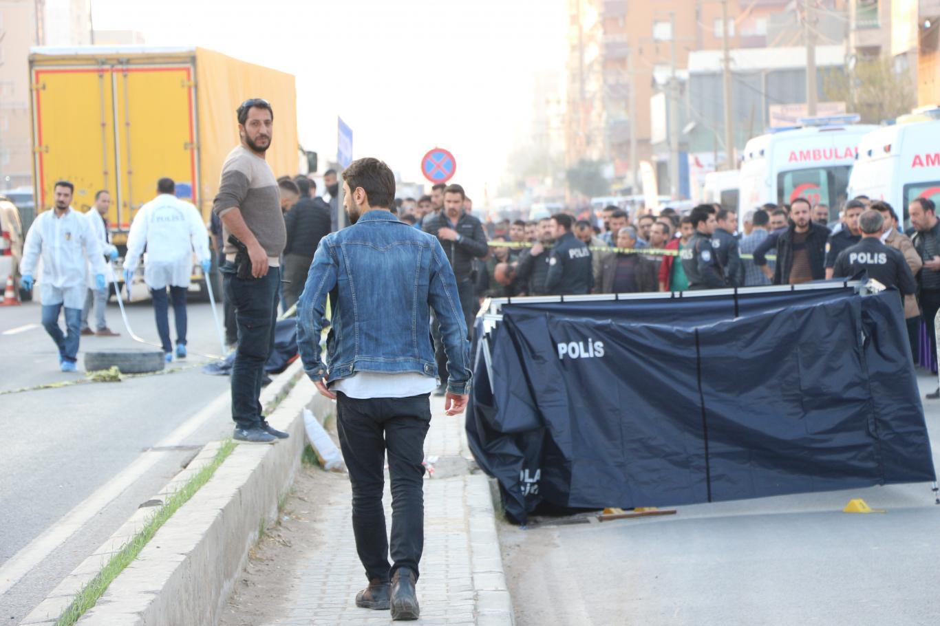 Kızıltepe'de çıkan silahlı kavgada 2 kardeş hayatını kaybetti