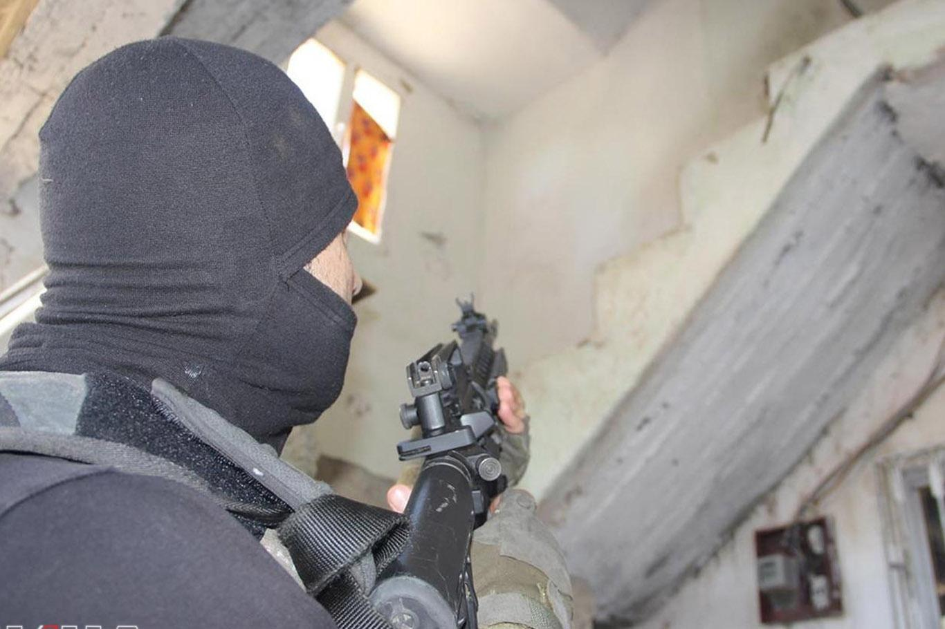 Saldırı hazırlığındaki 3 PKK'lı yakalandı
