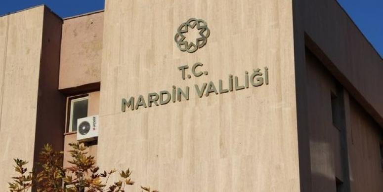 Valilik Duyurdu! Mardin'de yeni koronavirüs yasağı