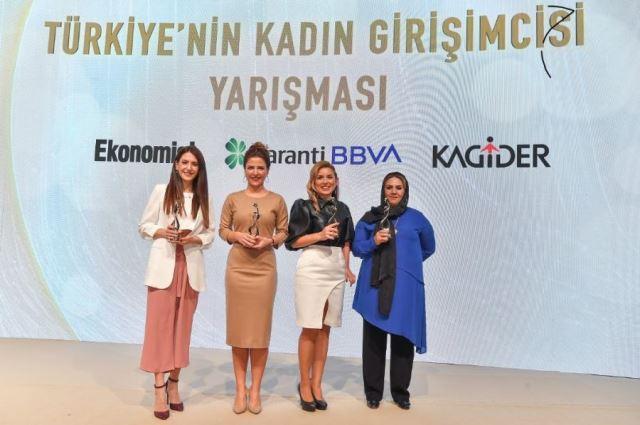 Kızıltepeli kadın girişimciye ödül