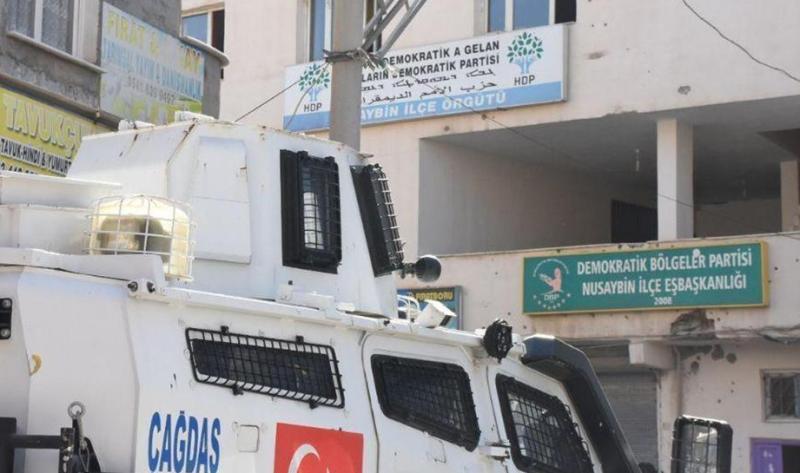 Mardin'de PKK/KCK operasyonu: 11 gözaltı