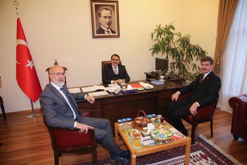Enerji Bakanı Dönmez elektrik meselesi için Mardin'e geliyor