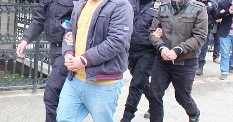 Mardin'de piyasaya sahte içki sürmeye hazırlanan 3 kişi tutuklandı