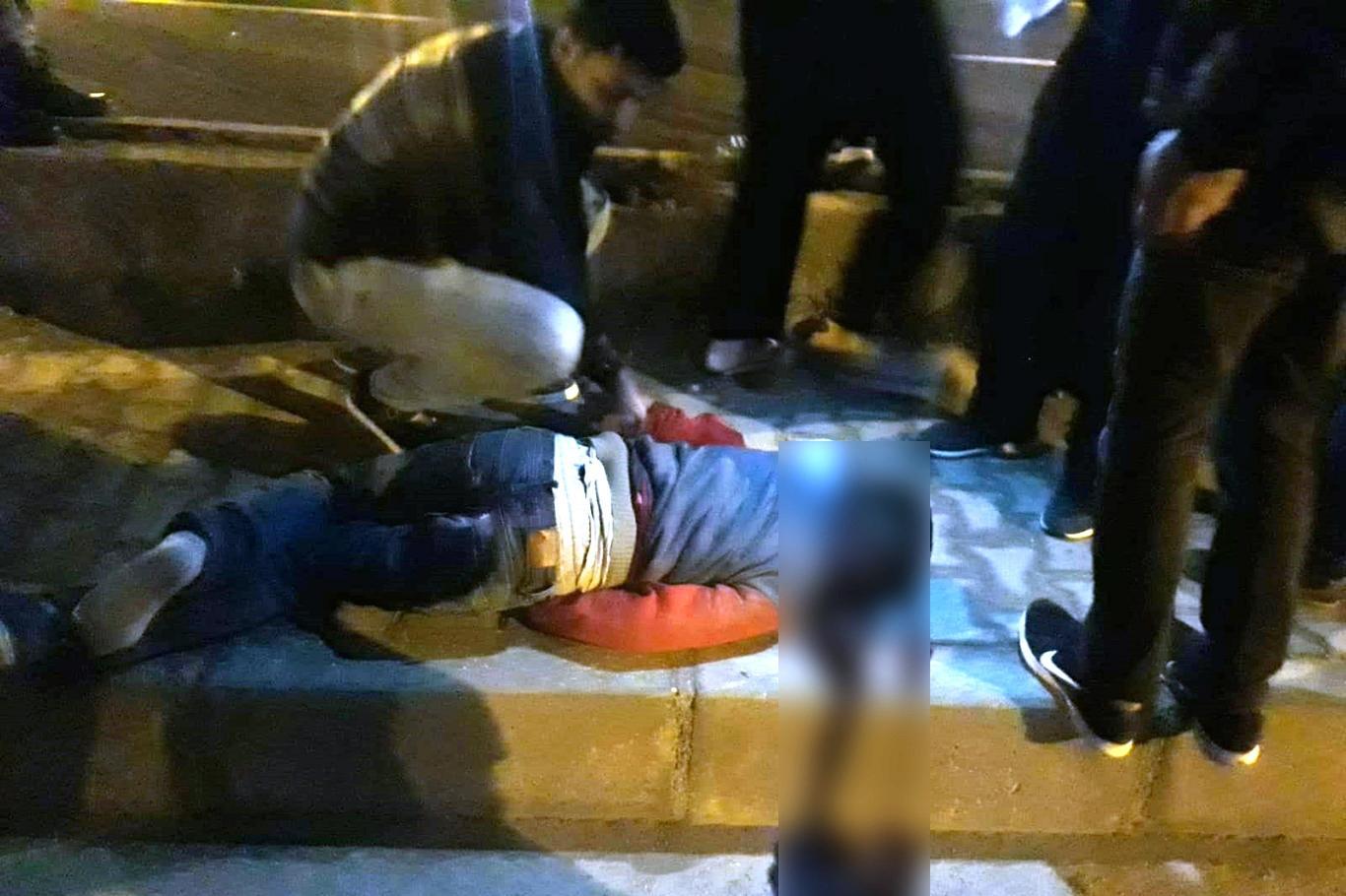 Kızıltepe'de otomobilin çarptığı çocuk ağır yaralandı