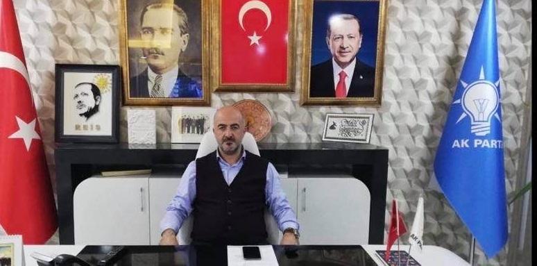 AK Parti Midyat İlçe Başkanı istifa etti