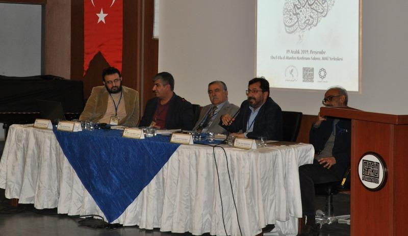 Mardin'de Mevlana Çalıştayı
