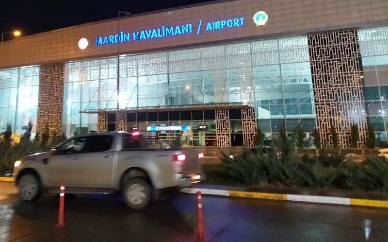 Mardin'de aranan 319 şüpheli havalimanında yakalandı