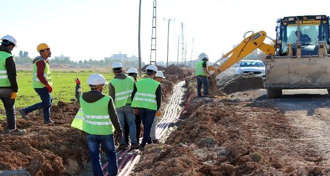 Kızıltepe'ye 2 milyon 625 bin liralık yatırım