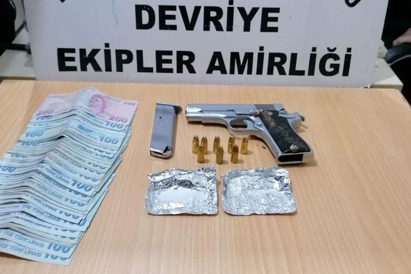 Kızıltepe'de uyuşturucu operasyonunda 5 kişi gözaltına alındı