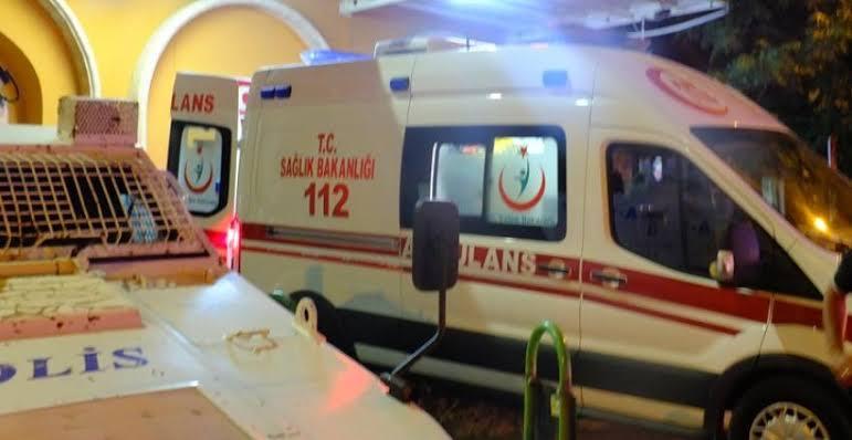 Kızıltepe'de kan donduran olay