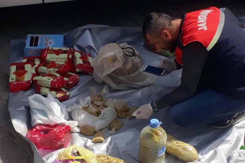 Mardin'de uyuşturucu tacirlerinden akılalmaz yöntem