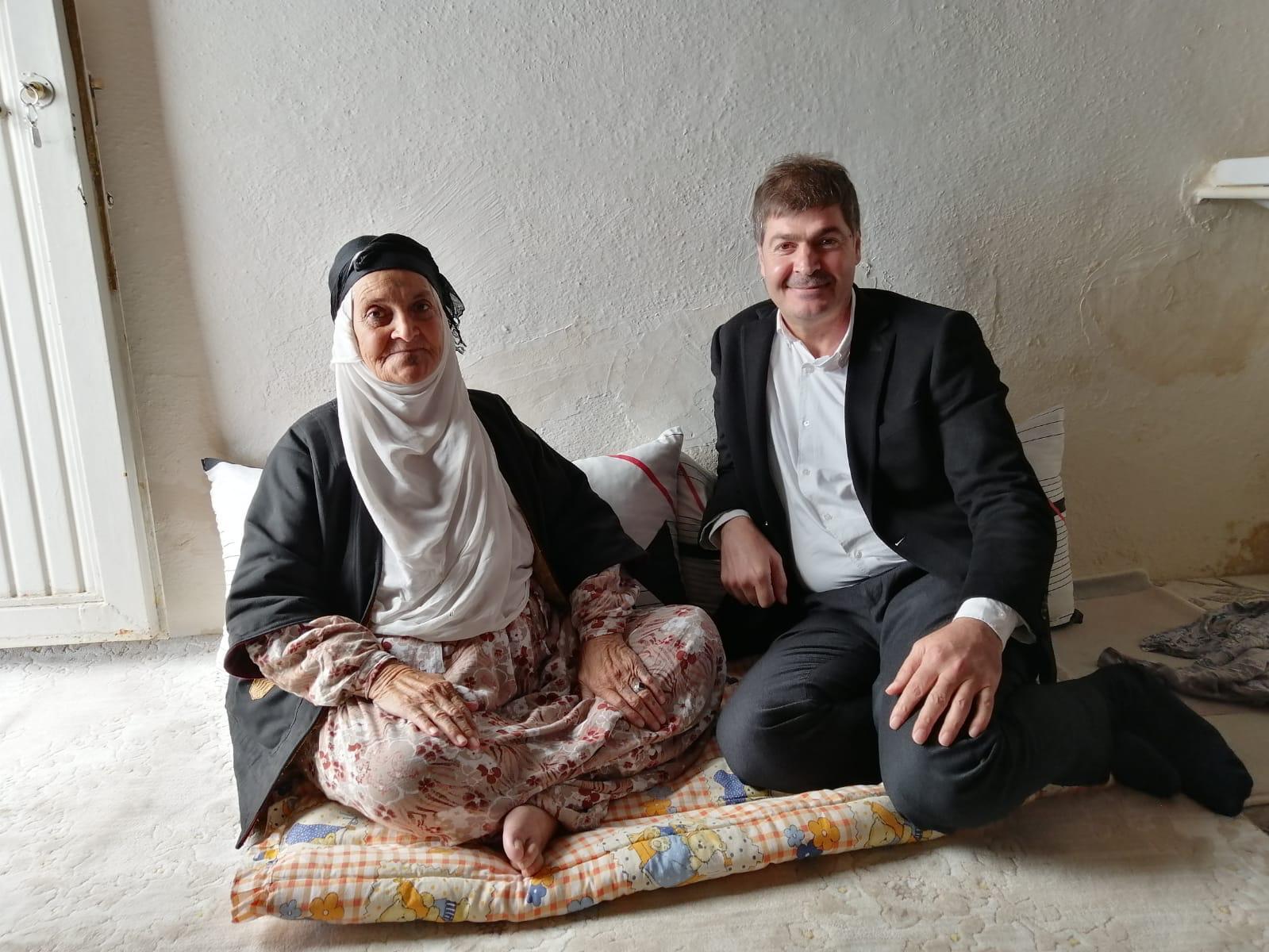 Demirkaya, 'Milli Dayanışma Kampanyası'na 3 aylık maaşla destek verdi