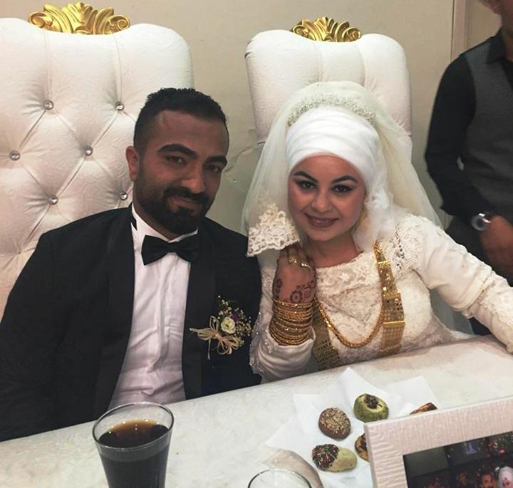 Aşiret Düğününde Geline 1,5 kilo altın takıldı