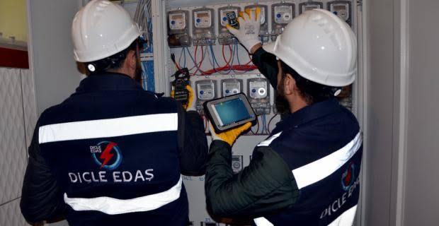 Kızıltepe'nin 33 Mahallesinde Elektrik Kesintisi