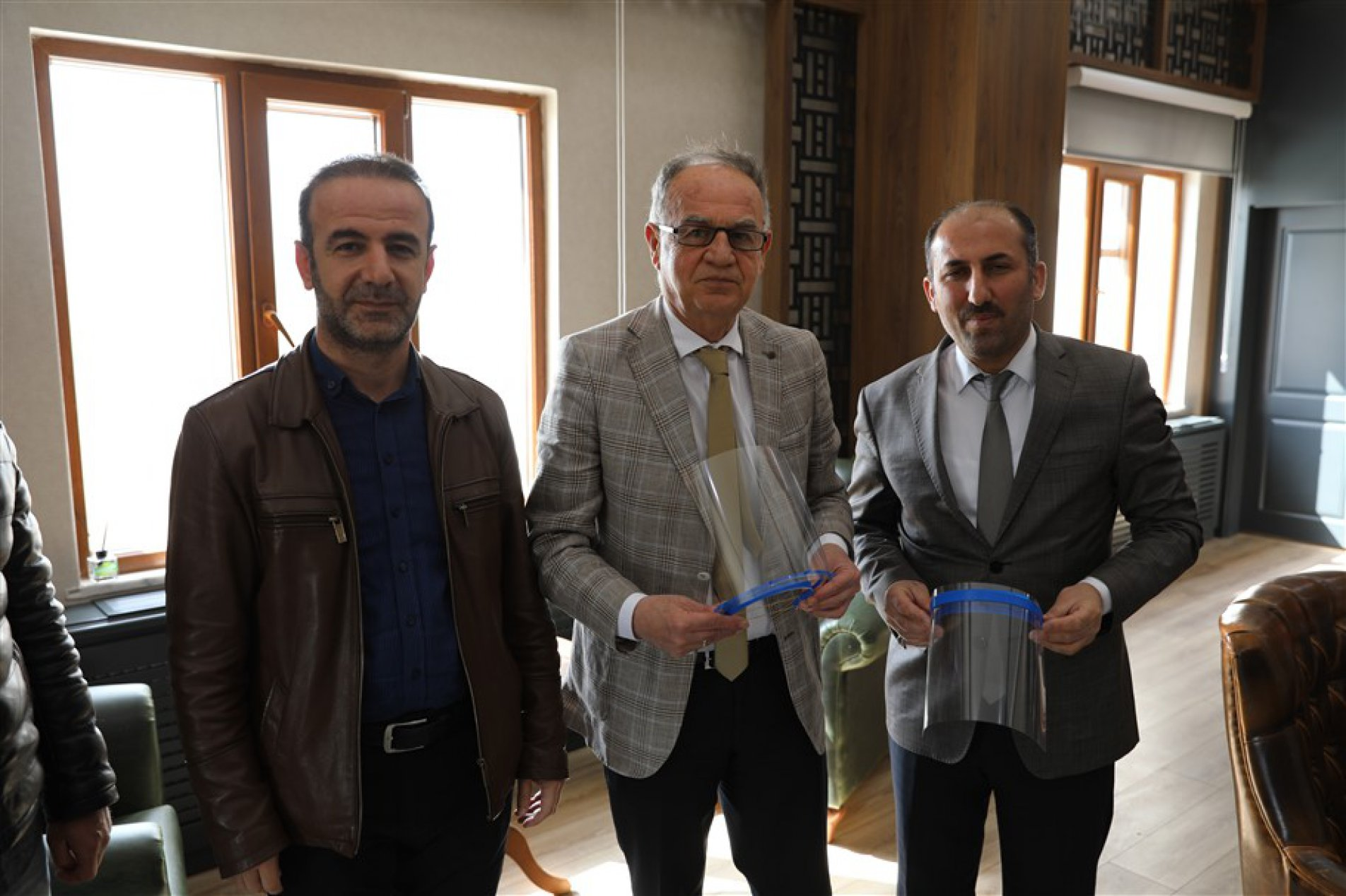 Mardin'de 3D yazıcılarla koruyucu siper üretimi başladı