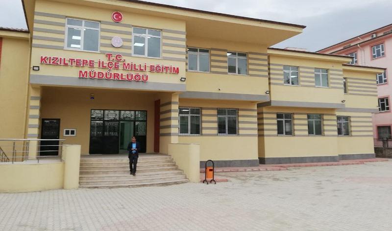 Kızıltepe Milli Eğitim Müdürlüğü yeni hizmet binasına kavuştu