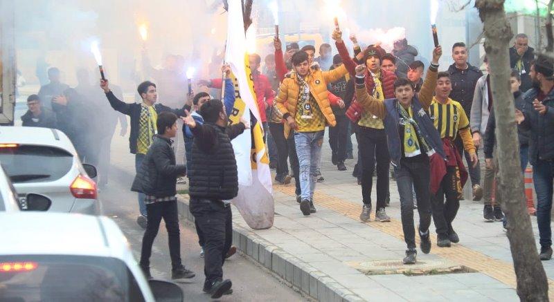 Mardin Büyükşehir Başakspor Şampiyon Gibi Uğurlandı
