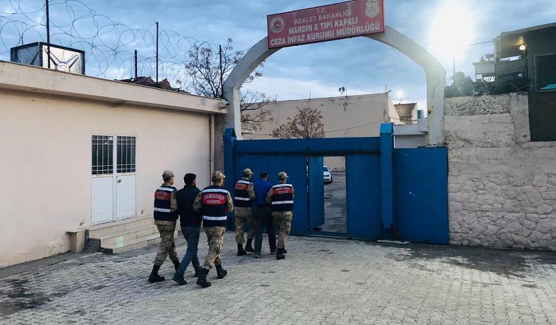 PKK operasyonunda gözaltına alınan 2 kişi tutuklandı