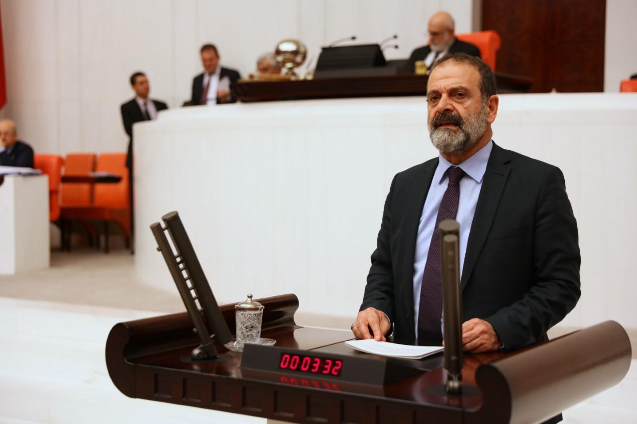 Mardin Milletvekili Tuma Çelik kararı açıklandı