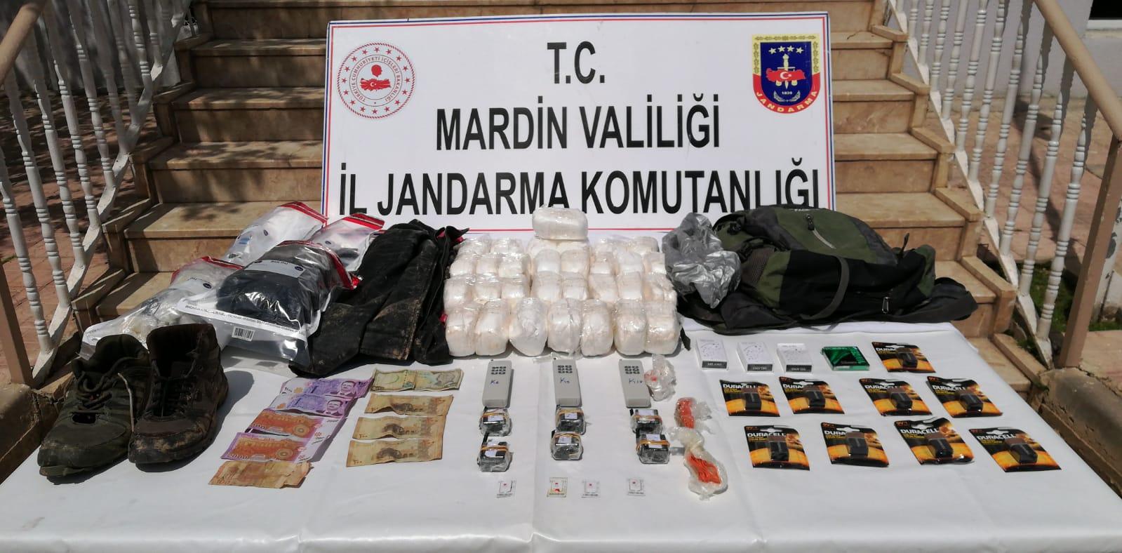 Kızıltepe'de MİT ve TSK'nın ortak operasyonu bombalı saldırıyı önledi
