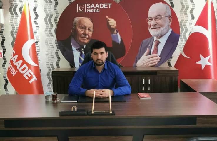 İlçe Başkanı İlhan'dan 'evindekal' çağrısı