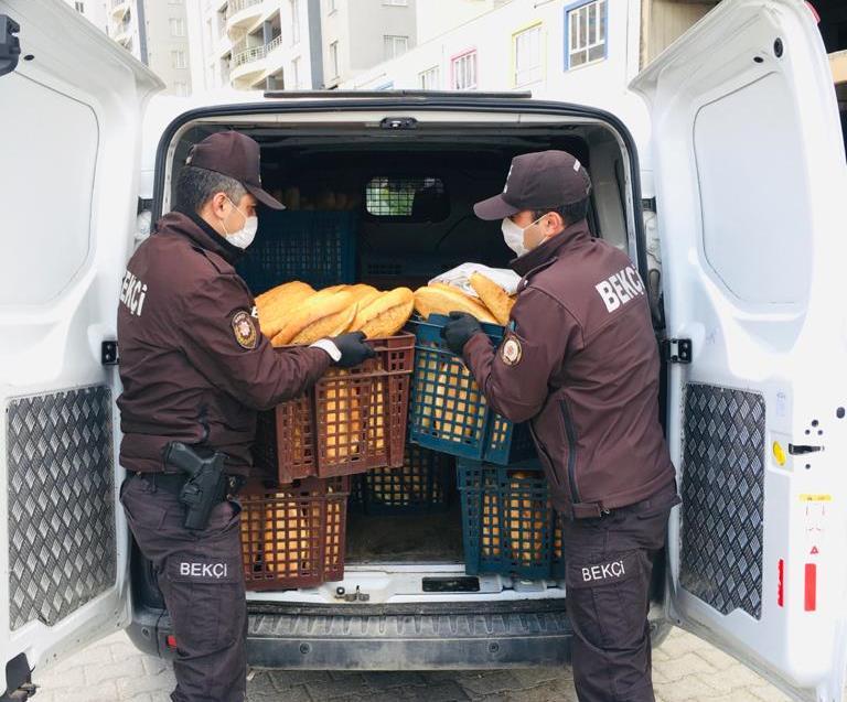 İçişleri Bakanlığı duyurdu: Vatandaşlara ekmek ulaştırılacak