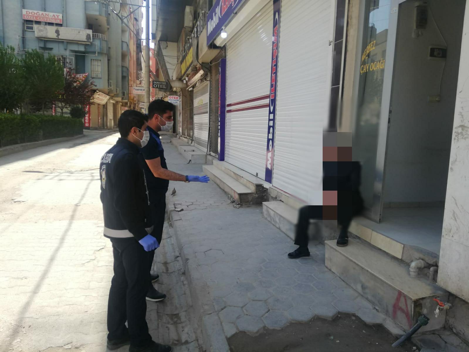 Kızıltepe'de sokağa çıkma yasağını delenlere 179 bin 550 lira ceza