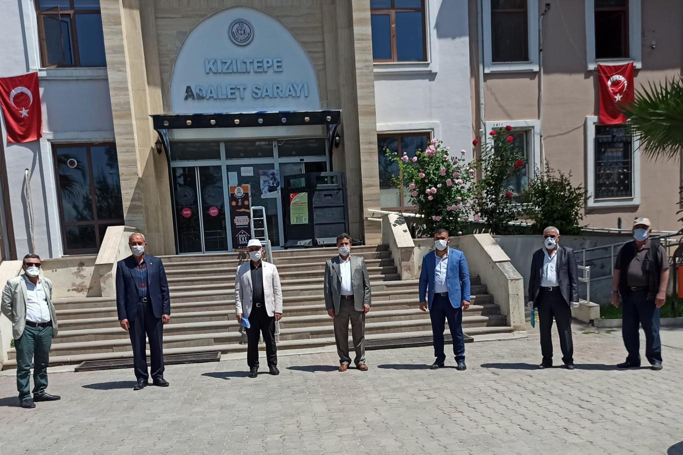 """Kızıltepe'de Takvim Gazetesinin """"Kanlıtepe"""" başlığına suç duyurusu"""