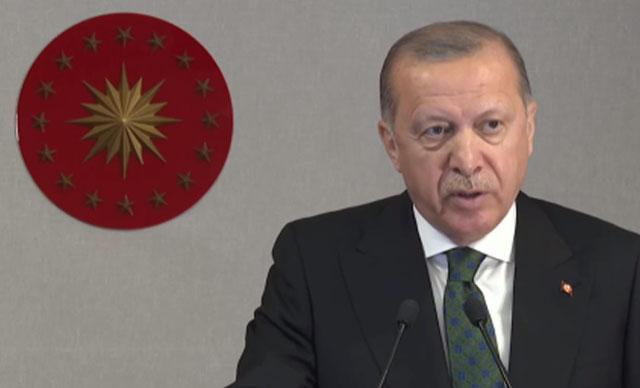 Cumhurbaşkanı Erdoğan normalleşme sürecinde alınan yeni kararları açıkladı