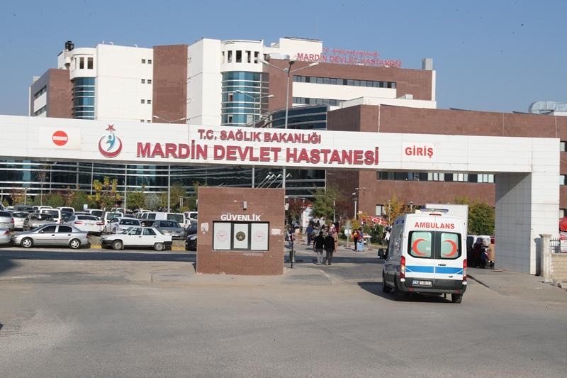 Mardin'de park tartışması silahlı kavgaya dönüştü: 3 Yaralı