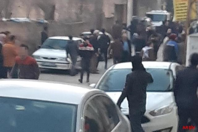 Mardin'de kavga edenlere sosyal mesafeyi korumadıkları için ceza kesildi