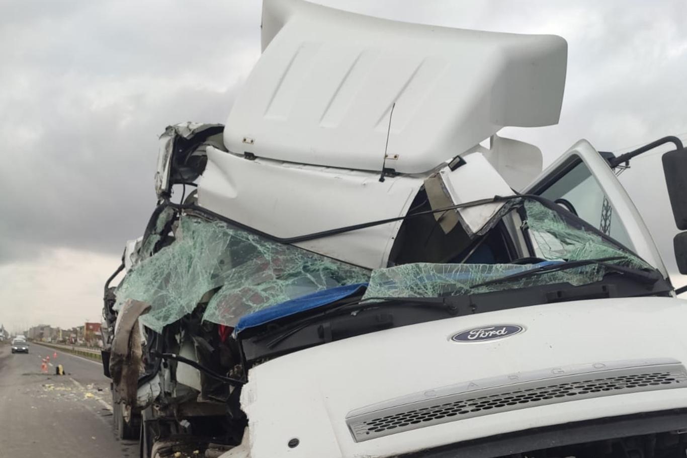 İpekyolu'nda trafik kazası: 1 yaralı