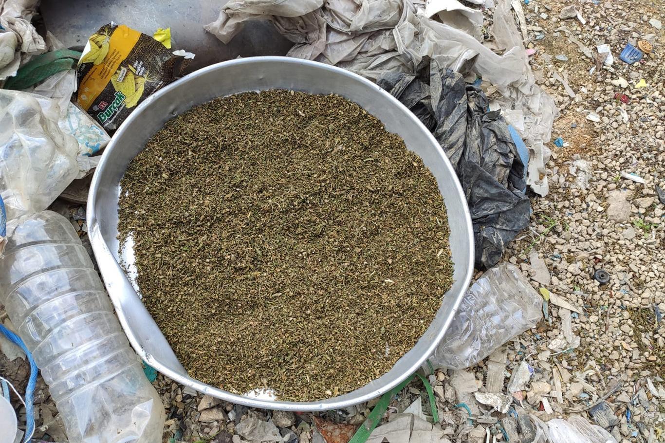 Kızıltepe'de uyuşturucu operasyonu