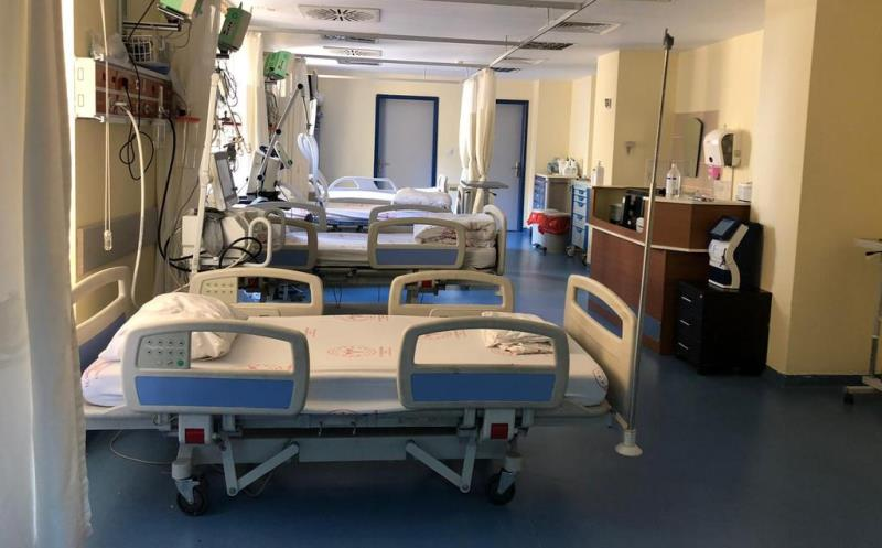Devlet Hastanesinde yoğun bakım ünitesi yatak sayısı artırıldı