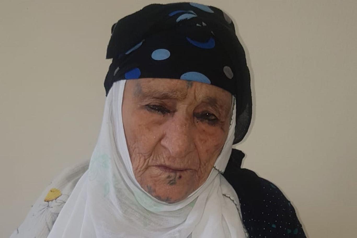 Coronavirus tedavisi gören 86 yaşındaki Güli Nine de şifa bularak taburcu oldu