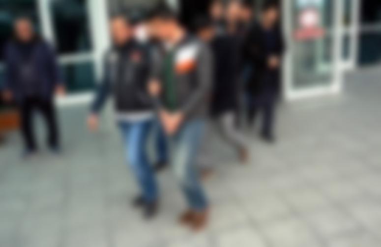 Kızıltepe'de uyuşturucu tacirlerine operasyon